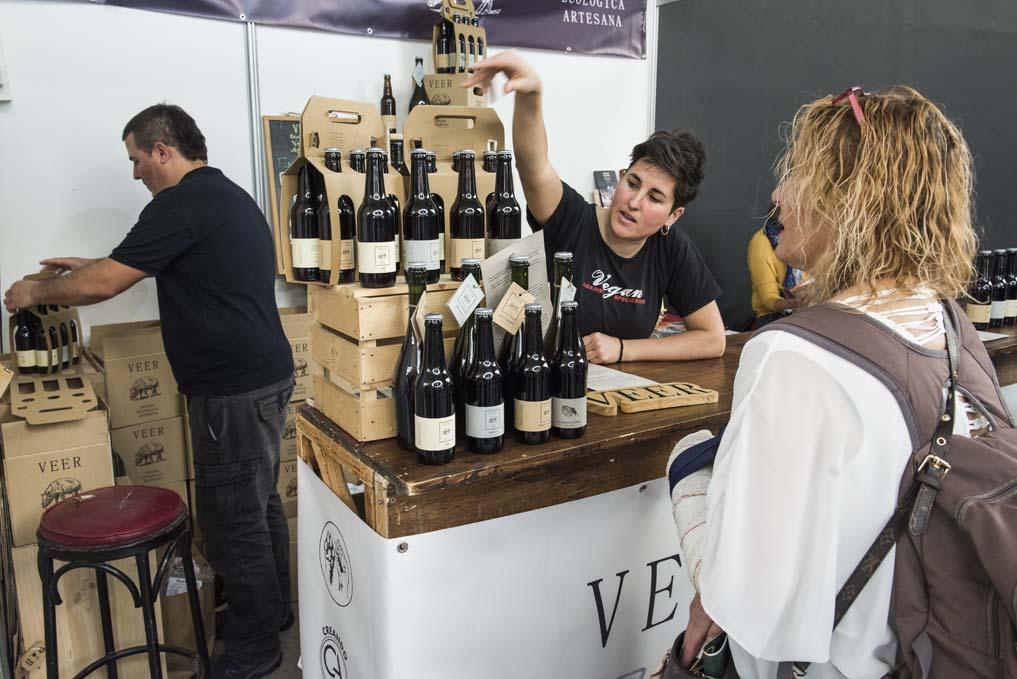 Así fue la 1ª edición de la Veggie World de Barcelona