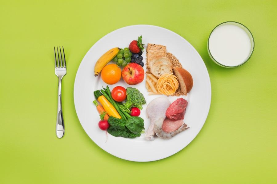 Cómo diseñar un plato completo y sano