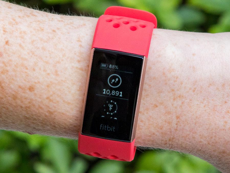Fitbit presenta su nuevo Charge 3