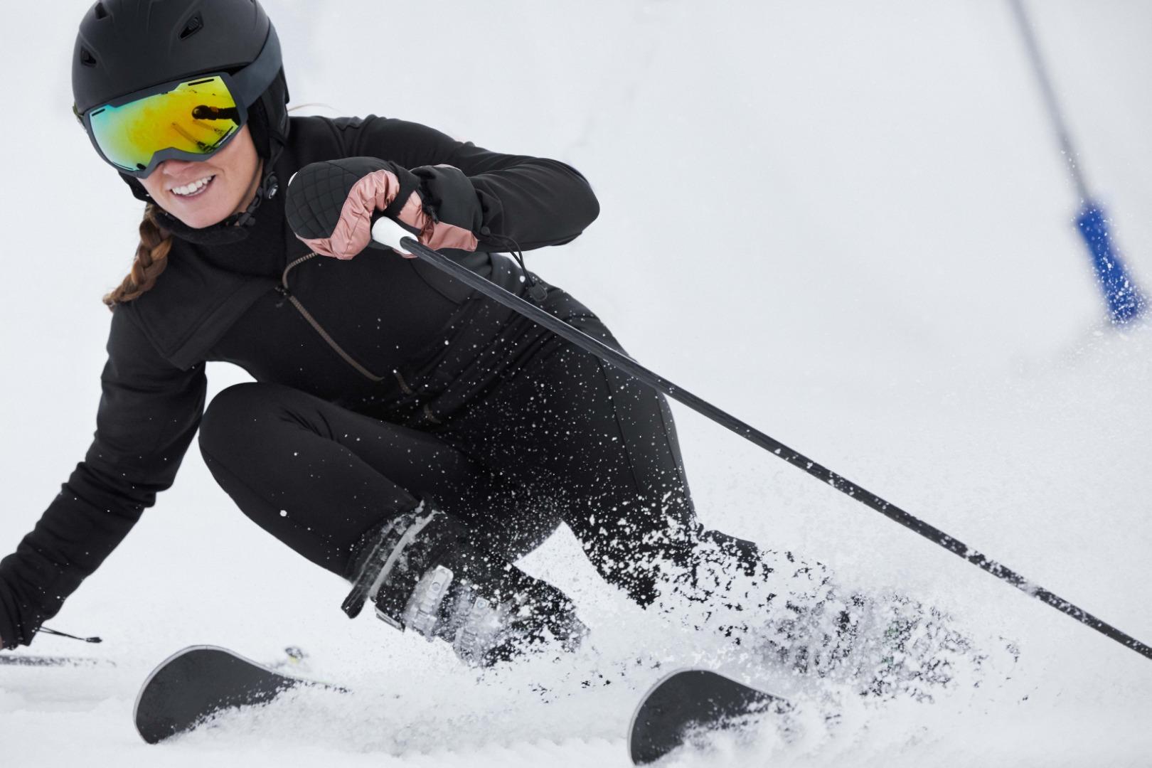 Oysho se lanza a la nieve