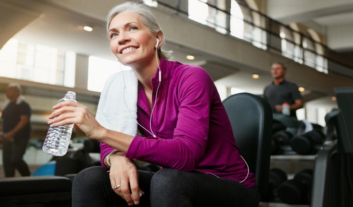 Deporte en la menopausia