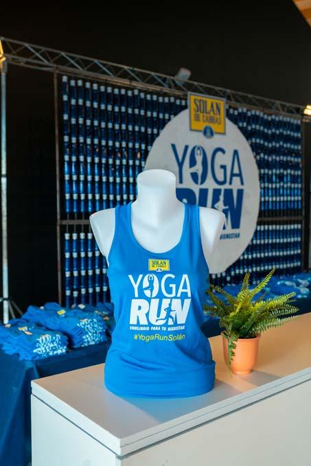 Las mejores fotos de YogaRun Barcelona