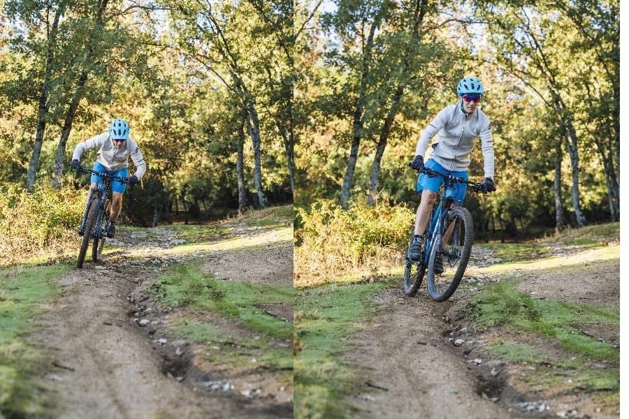 Las 4 técnicas que debes dominar con tu mountain bike | Ciclismo | Sportlife