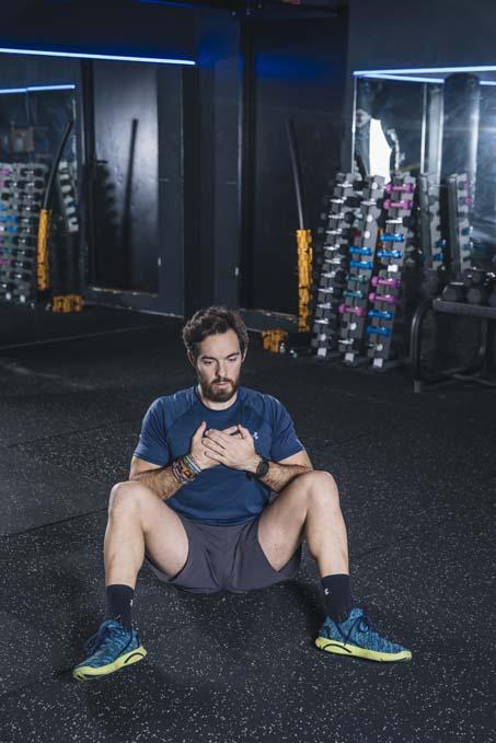 Esquiador, evita las lesiones con estos ejercicios de movilidad de cadera