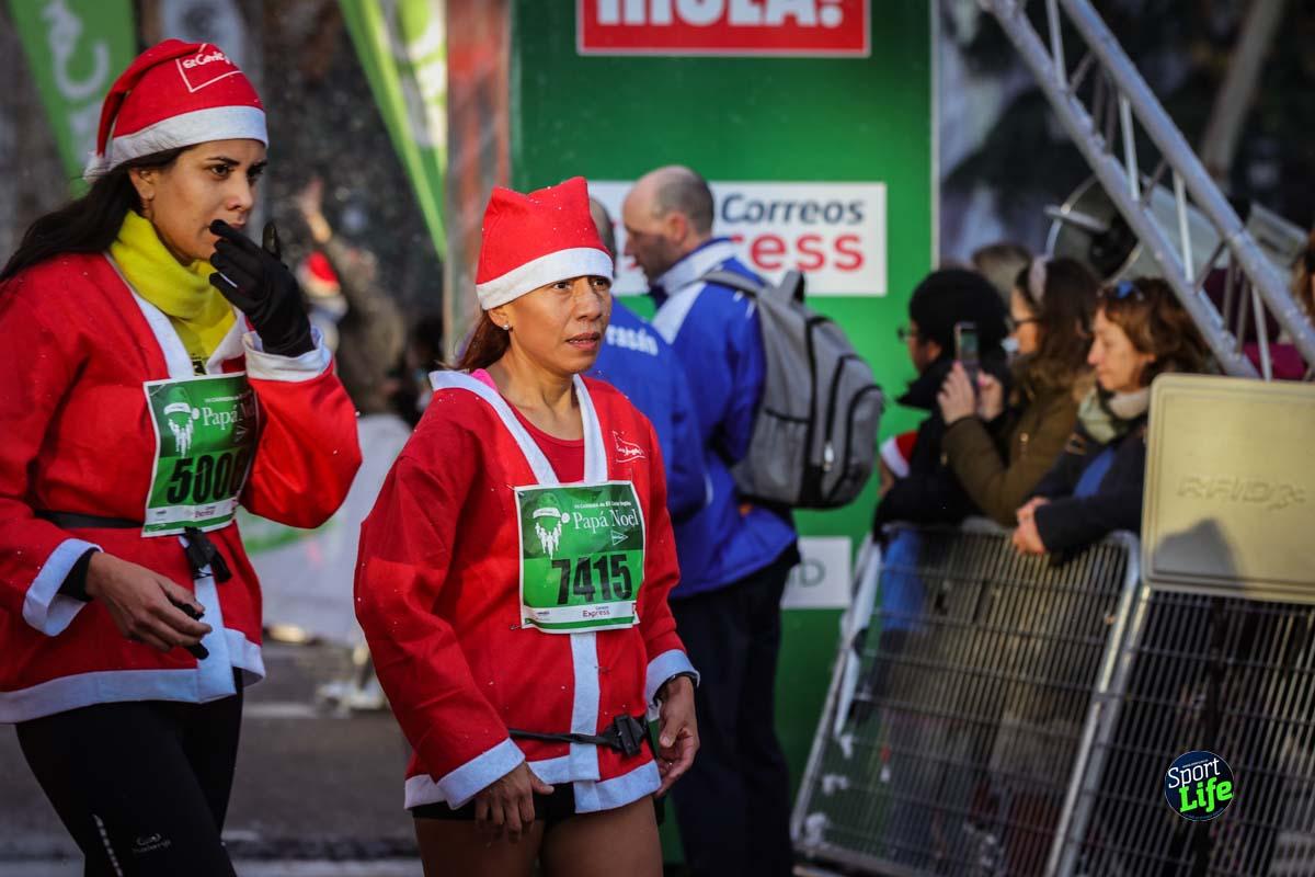 Carrera de Papá Noel 2018_Meta 3