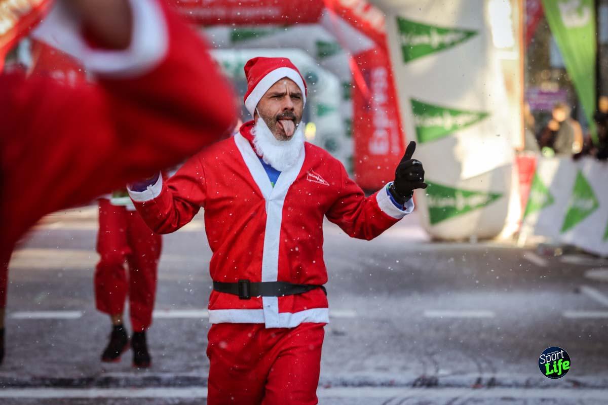 Carrera de Papá Noel 2018_Meta 4