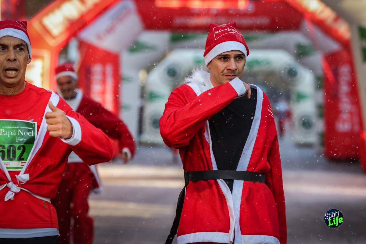 Carrera de Papá Noel 2018_Meta 5
