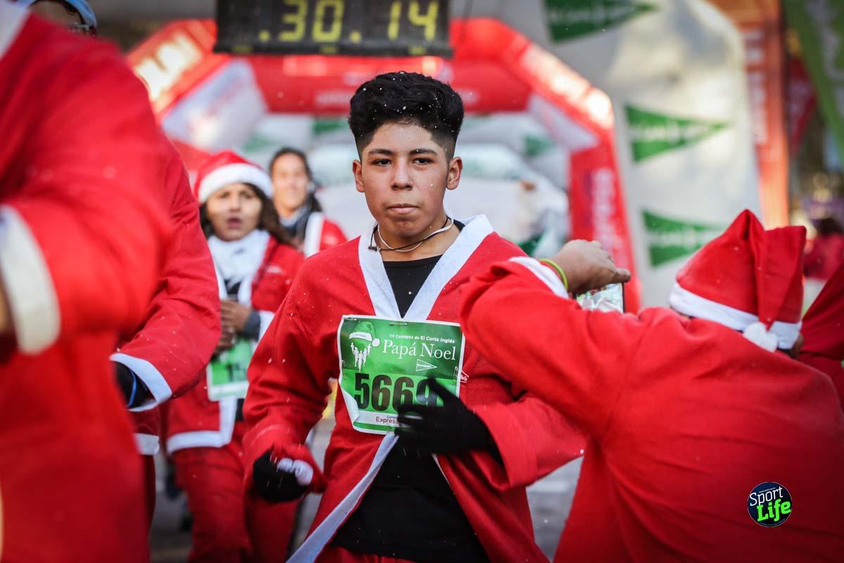 Carrera de Papá Noel 2018_Meta 13