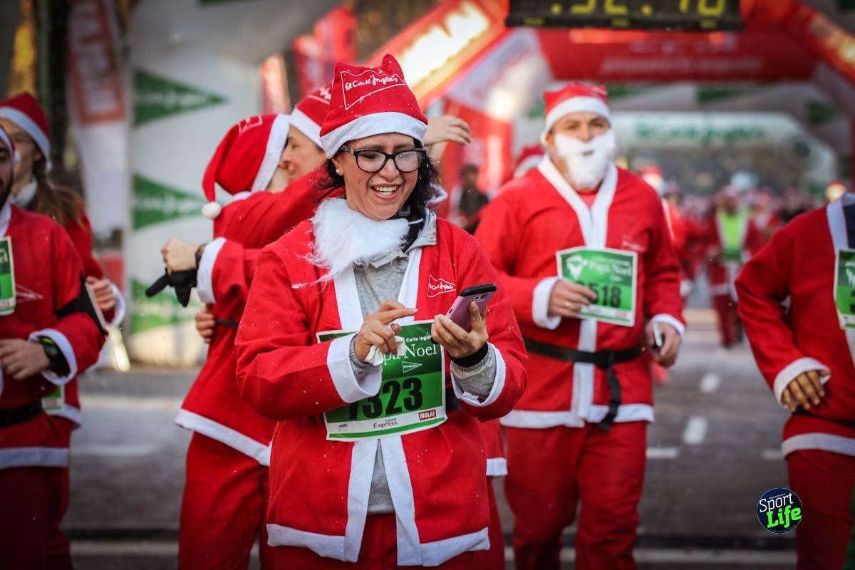 Carrera de Papá Noel 2018_Meta 15