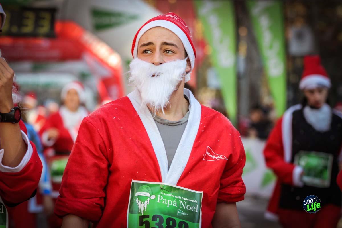 Carrera de Papá Noel 2018_Meta 16