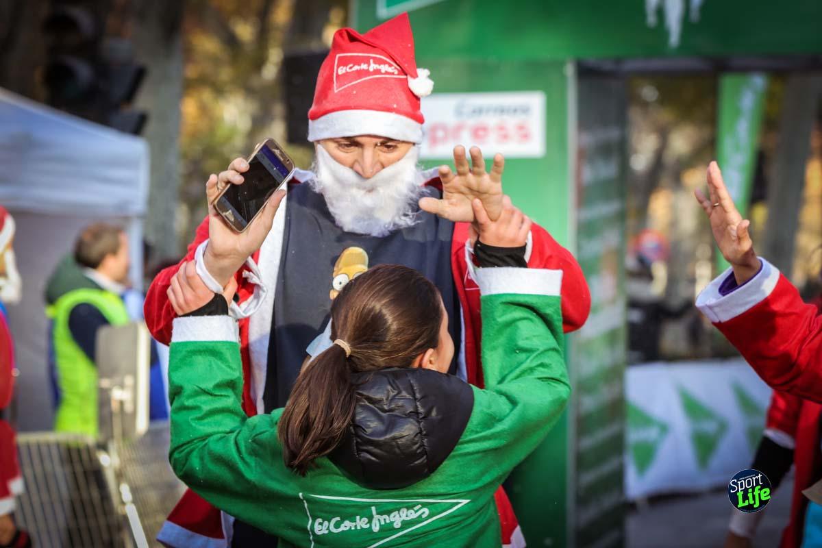 Carrera de Papá Noel 2018_Meta 21