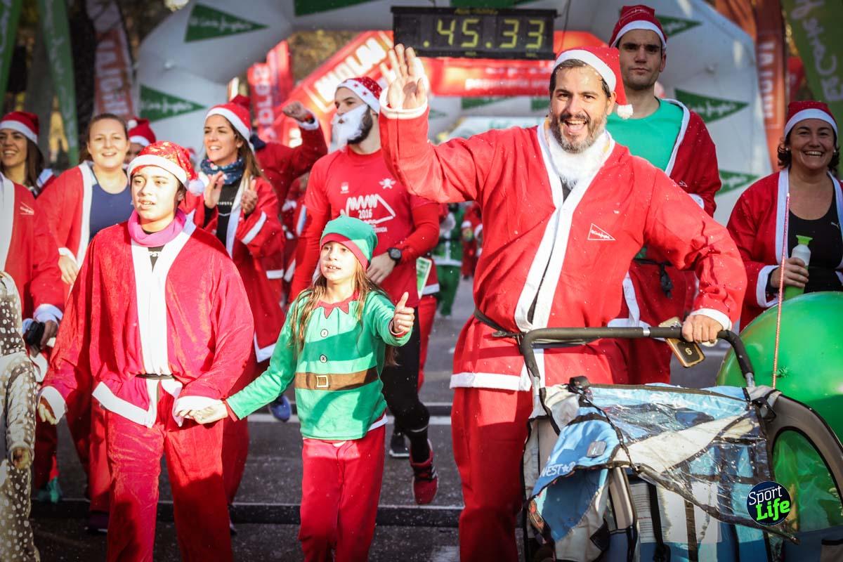 Carrera de Papá Noel 2018_Meta 26