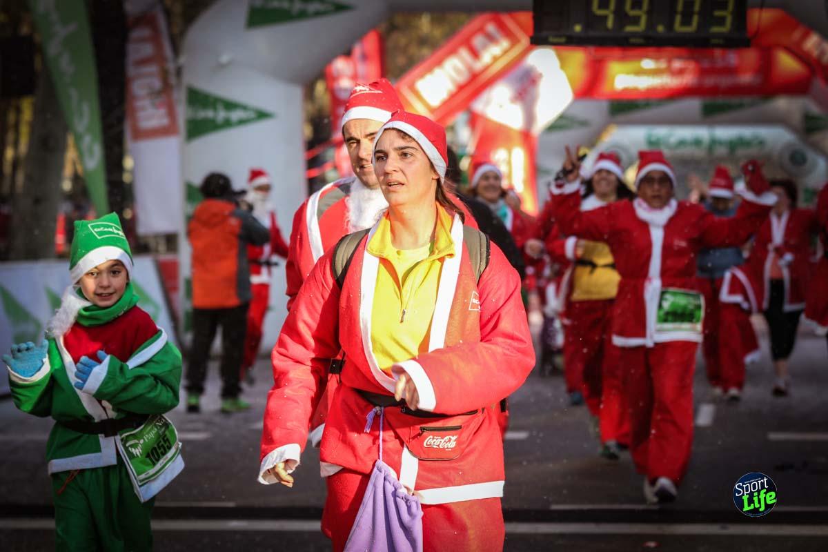 Carrera de Papá Noel 2018_Meta 28