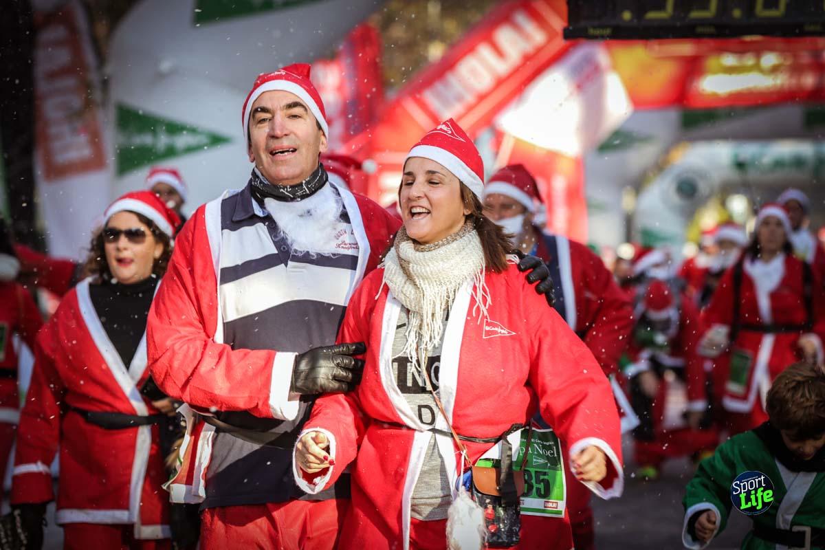 Carrera de Papá Noel 2018_Meta 30