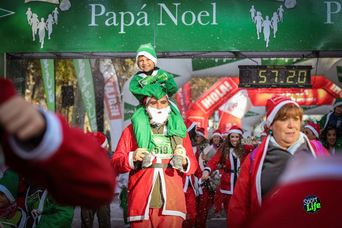 Carrera de Papá Noel 2018_Meta 32