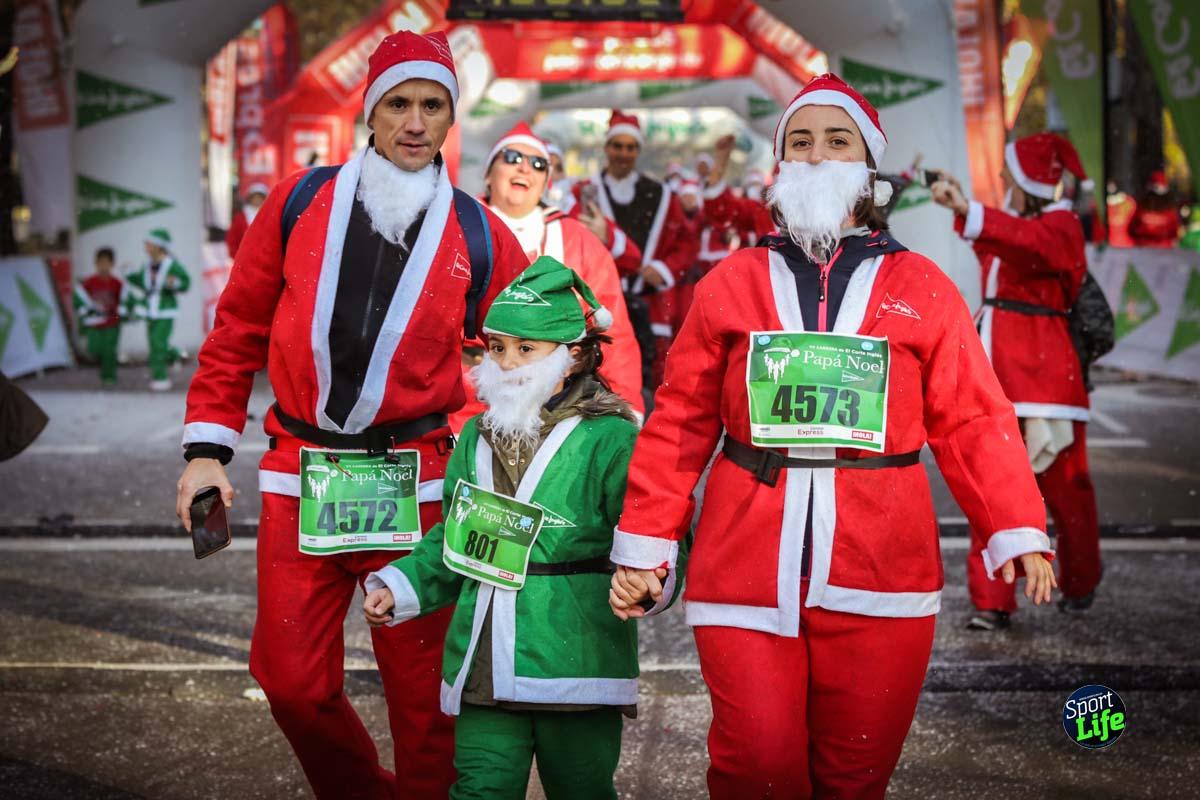 Carrera de Papá Noel 2018_Meta 34