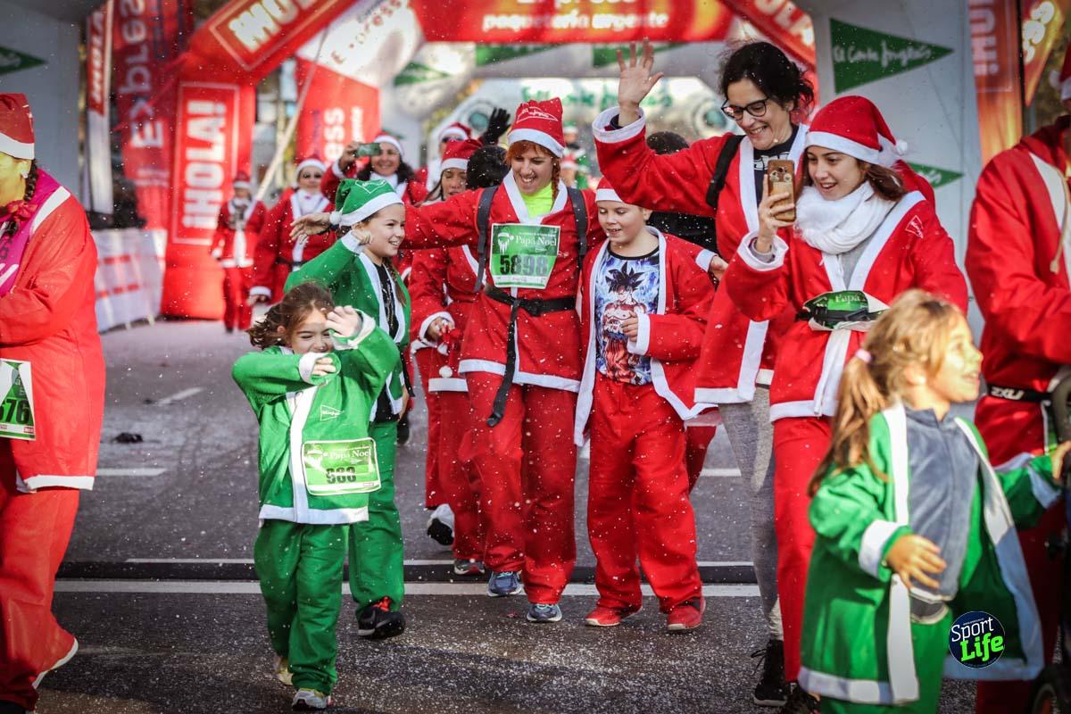 Carrera de Papá Noel 2018_Meta 35