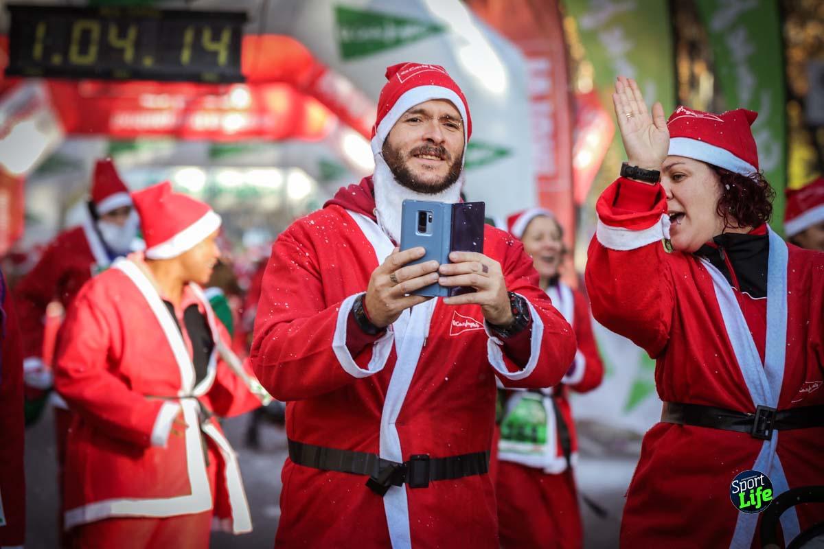 Carrera de Papá Noel 2018_Meta 37