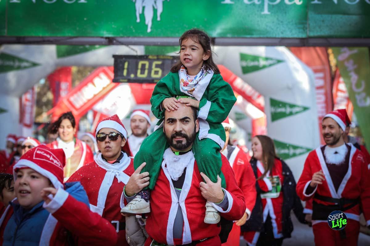 Carrera de Papá Noel 2018_Meta 38