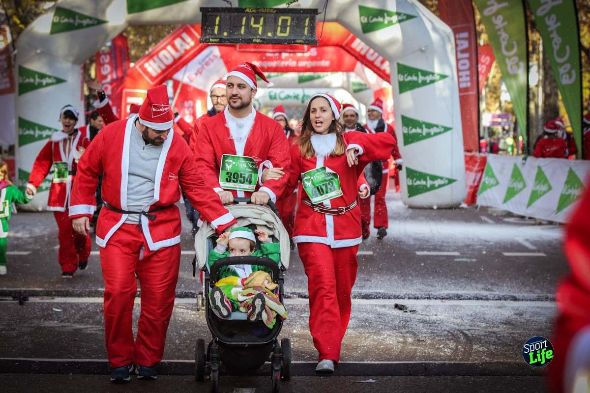 Carrera de Papá Noel 2018_Meta 42