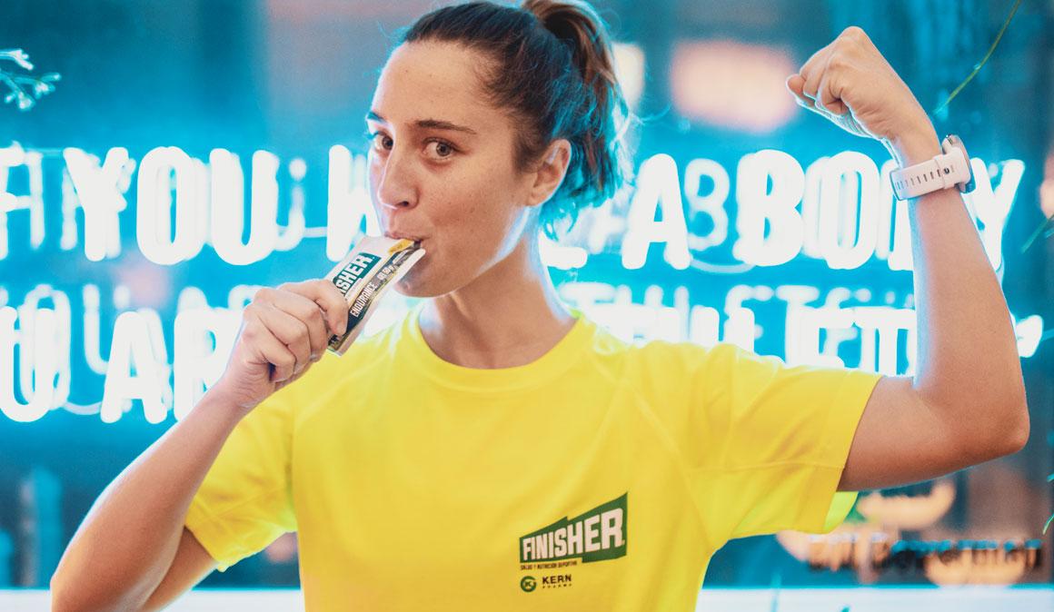 Claves de Sara Carmona para superar el medio maratón