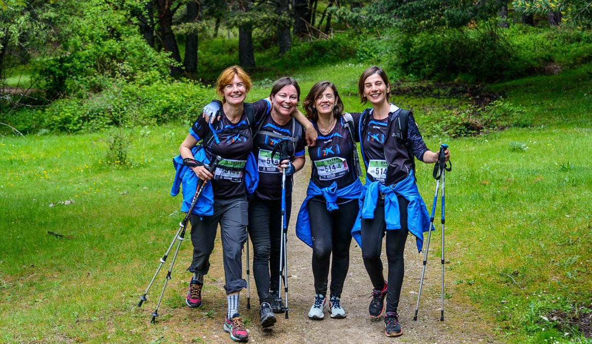 El reto más solidario: Oxfam Intermón Trailwalker