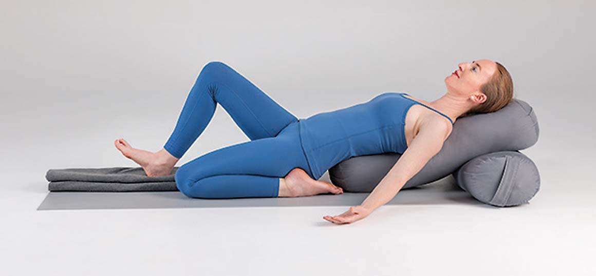 Las asanas de yoga para un core estable y en forma