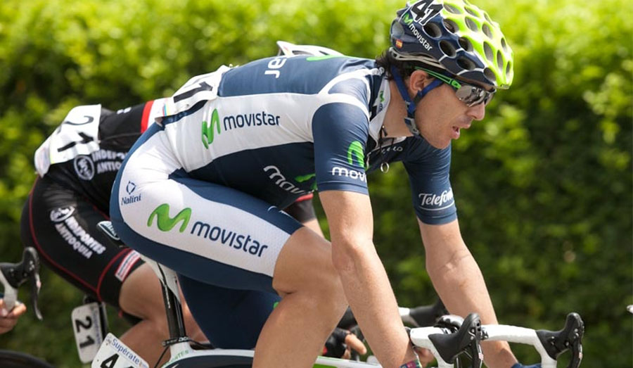 En 2012 fue jefe de filas del Movistar Team Continental en Colombia.