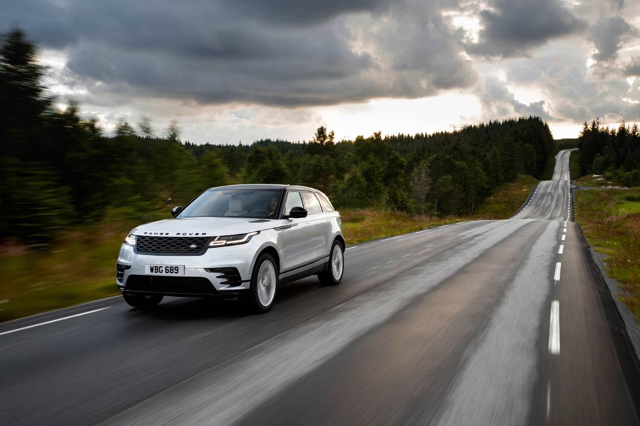 Range Rover Velar: el SUV para los más aventureros