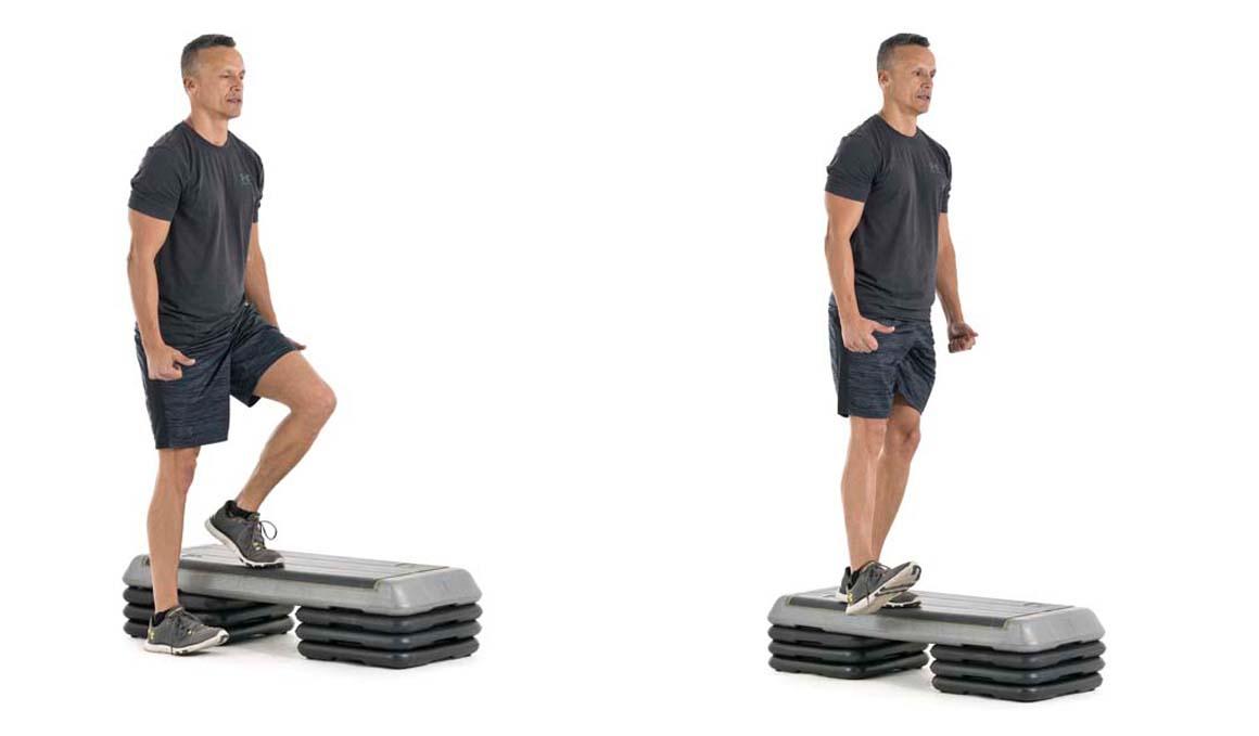4 ejercicios para unas piernas muy fuertes