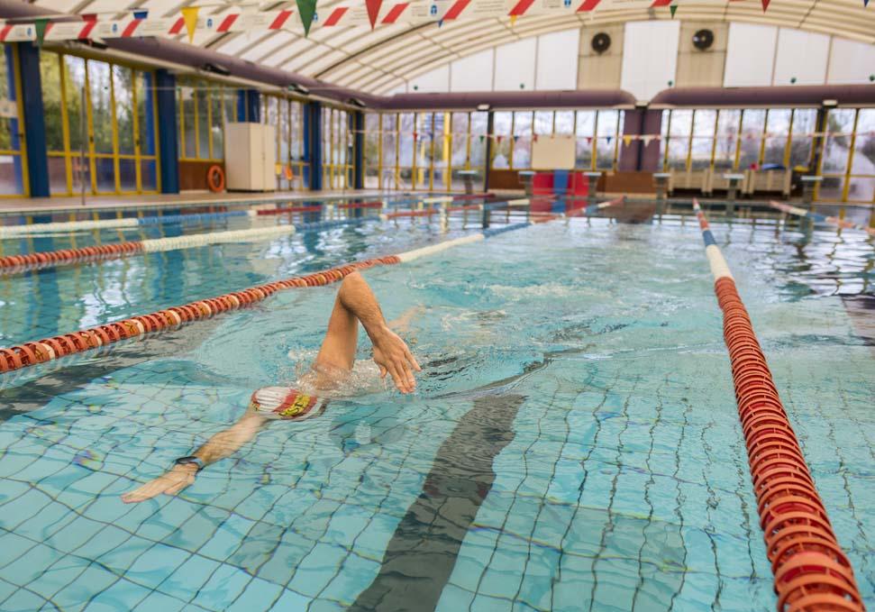 Mejora tu rolido en natación