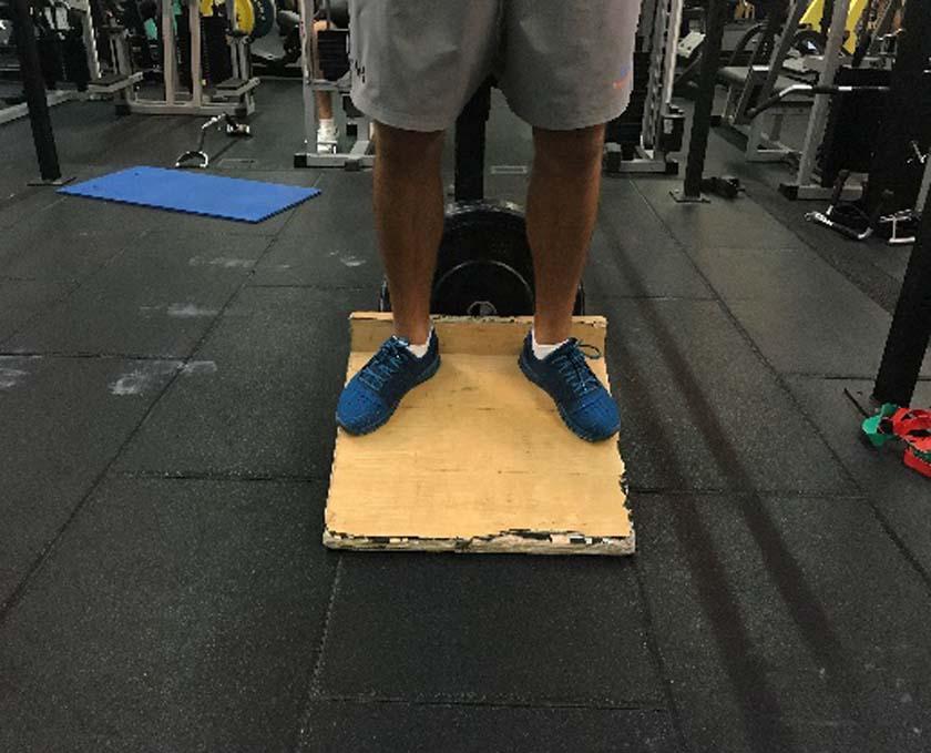 Entrenamiento para aliviar el dolor de rodilla