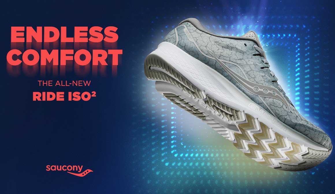 ¡Las mejores zapatillas Ride ISO de la historia de Saucony! Así son las nuevas ISO 2 y su versión Quake