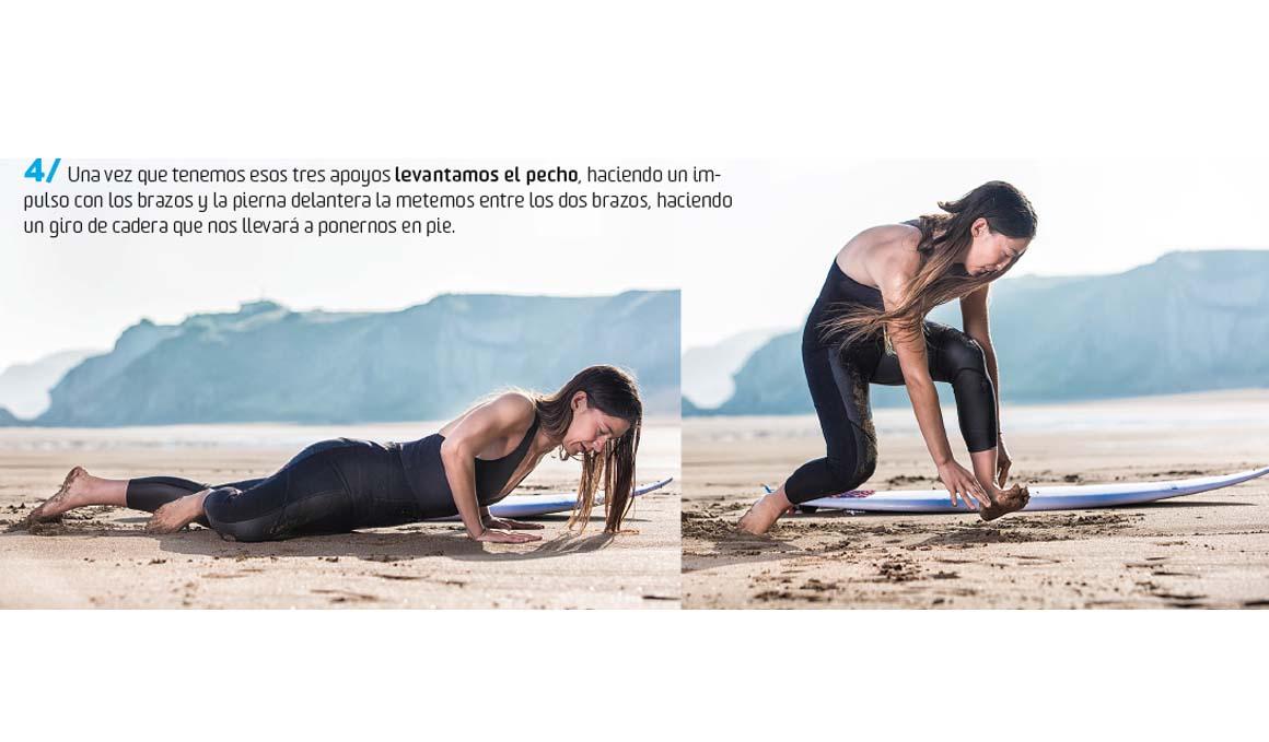 Tu primera clase de surf con Garazi Sánchez