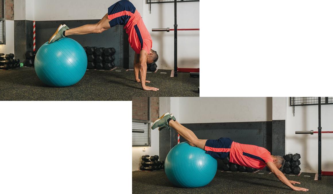 Más ejercicios para conseguir un abdomen de revista en 2020