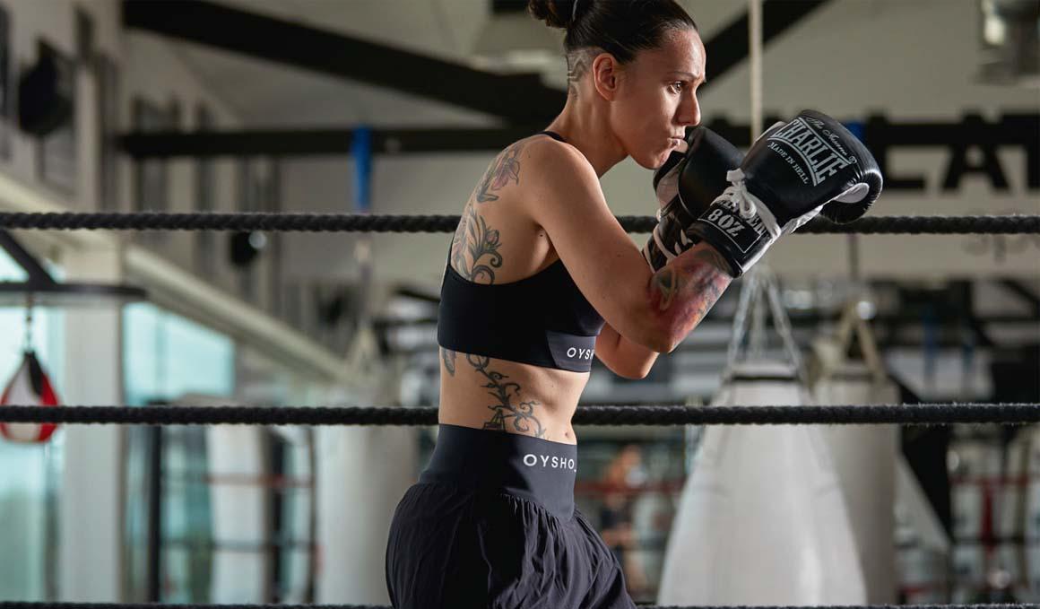 Los consejos de Joana Pastra para iniciarte en el boxeo