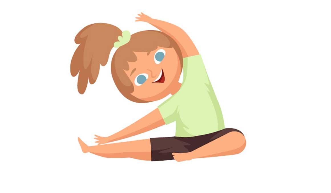 Yoga para niños, las asanas para tranquilizarlo o activarlos