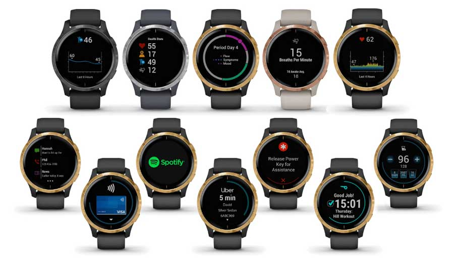 El anti Apple Watch de Garmin