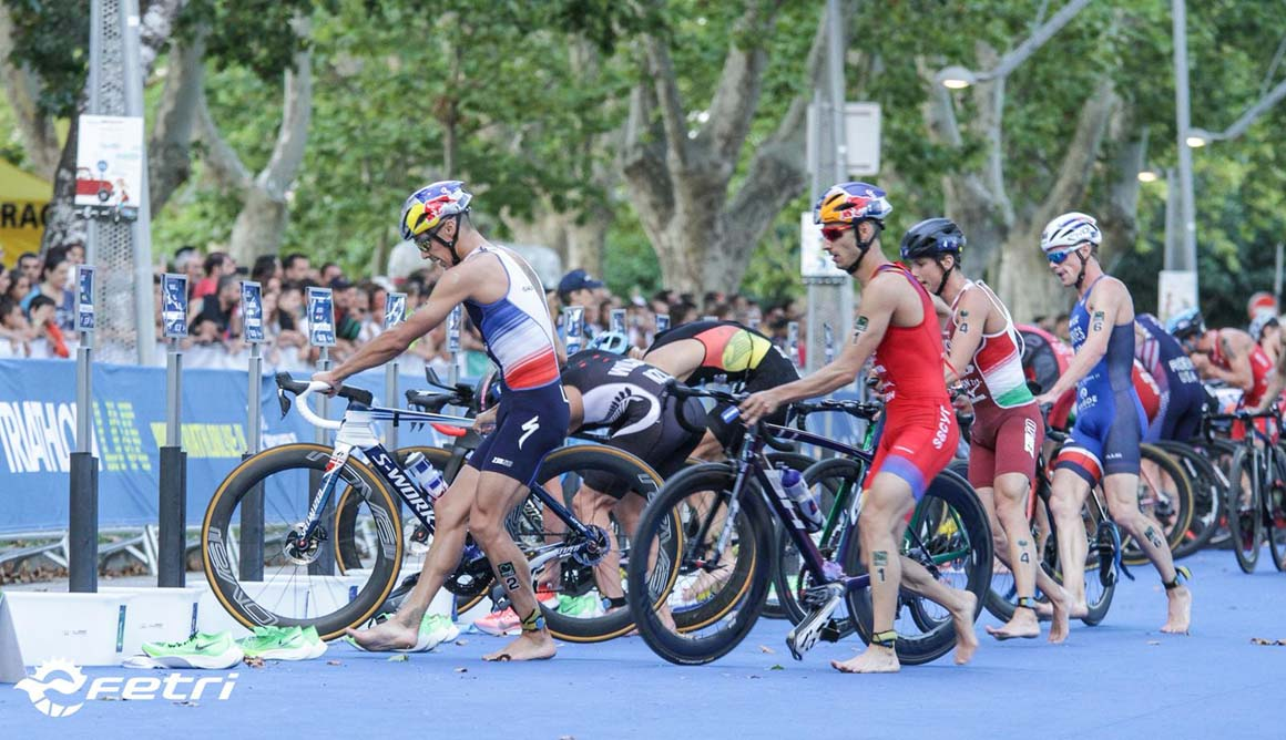 Copa del Mundo de Triatlón en Banyoles