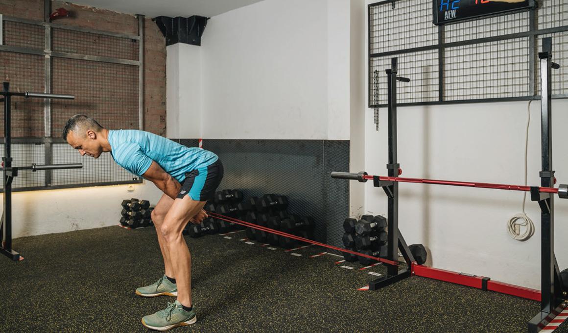 Más ejercicios para fortalecer isquiotibiales