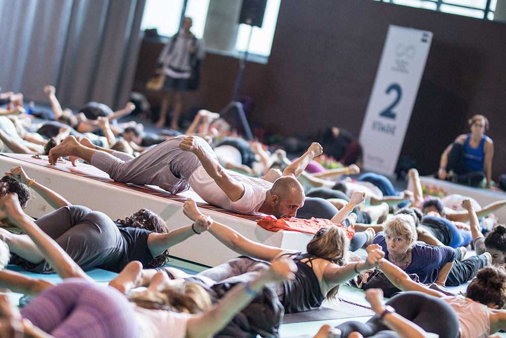 Descubre el Global Yoga Congress Barcelona