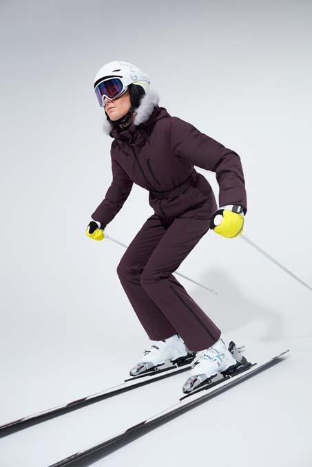 La nueva línea de esquí de Oysho_Sport