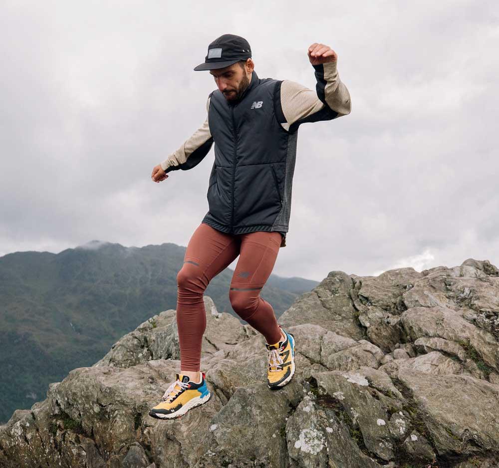 All Terrain: lo nuevo de New Balance para disfrutar de deporte outdoor