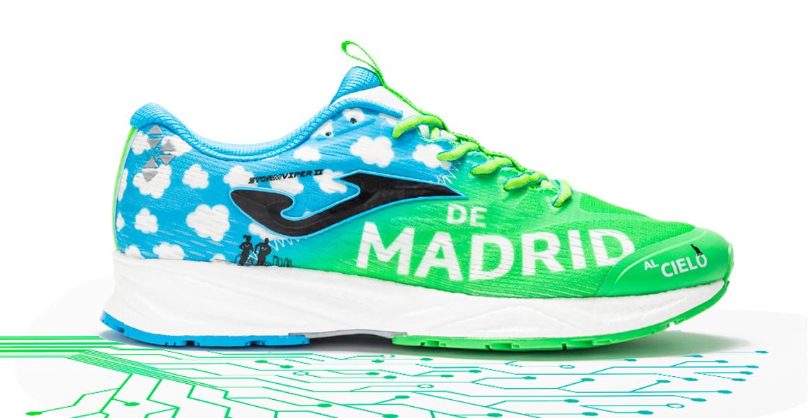 Joma Storm Viper edición especial Movistar Medio Maratón de Madrid