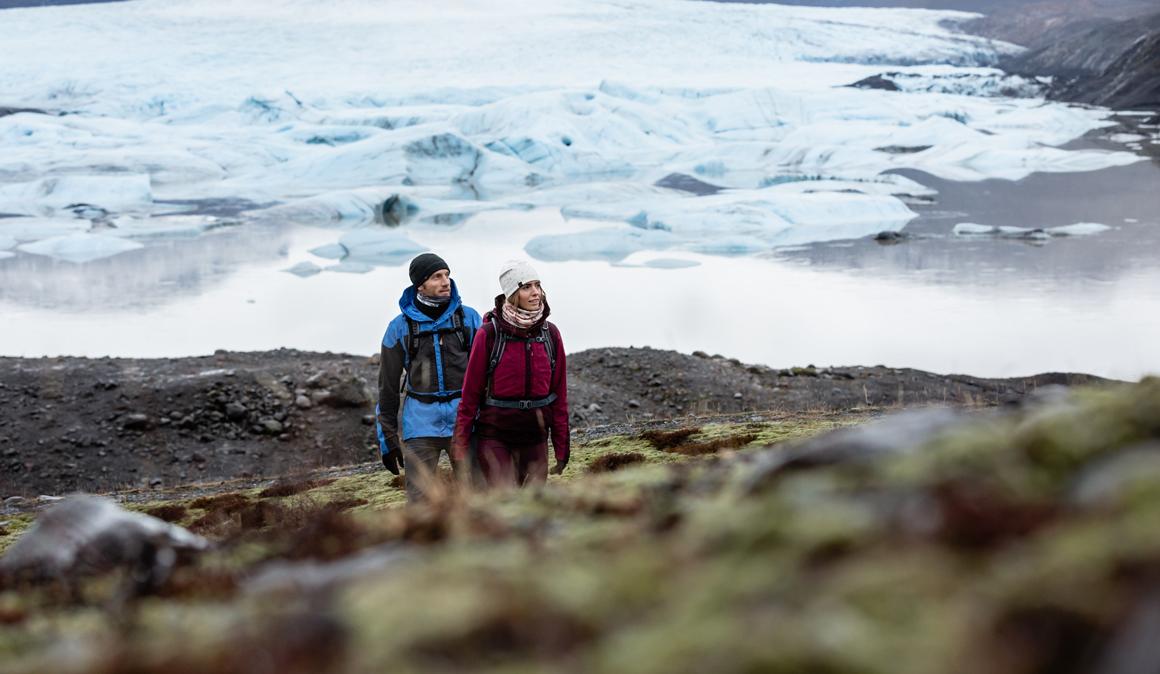 Forro polar reciclado: lo nuevo de Buff para los deportistas este invierno