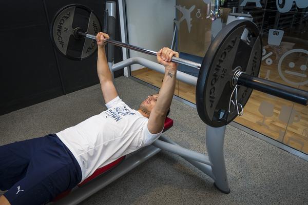 Gana músculo en menos tiempo