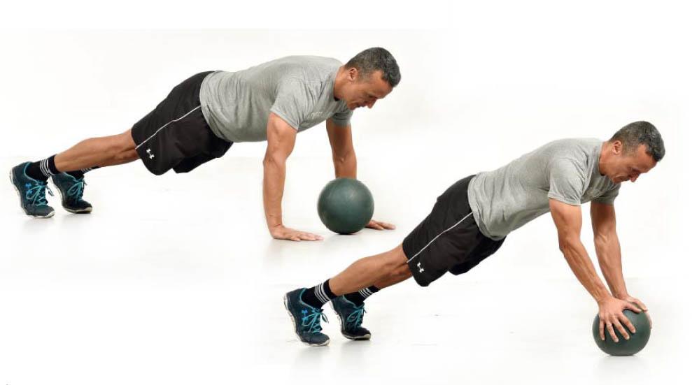 Entrenamiento funcional intermedio con el propio peso corporal