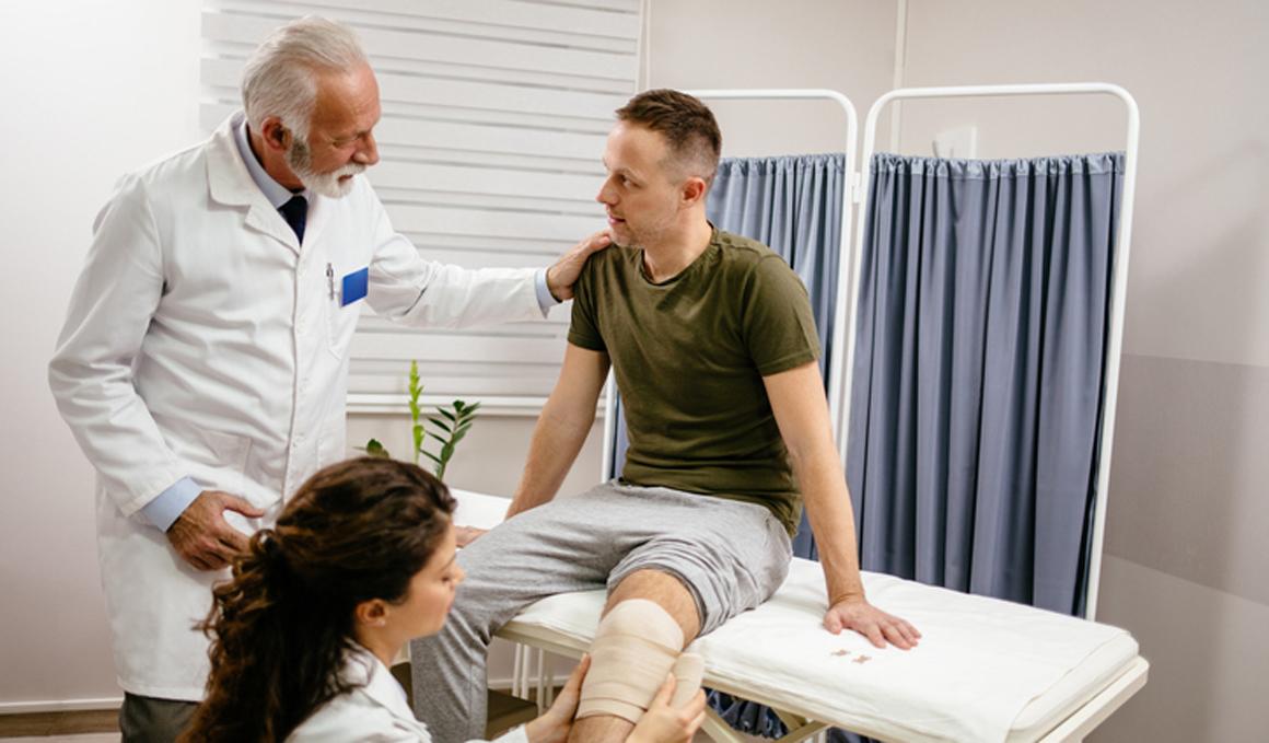 Como debemos de actuar en caso de lesiones deportivas durante la cuarentena por COVID-19