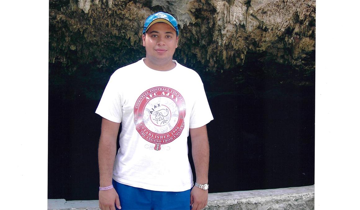La historia de Cristofer Clemente, de 90 kg de sobrepeso en 2009 a subcampeón del mundo de trail en 2018 con 57,5 kg