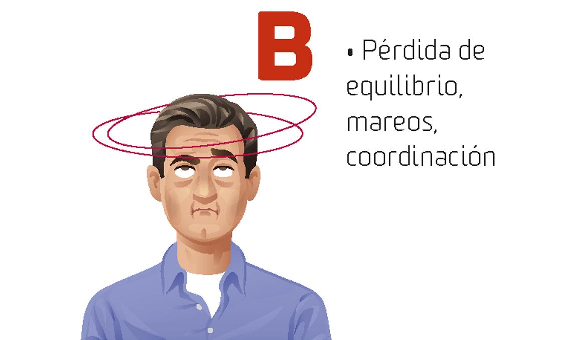 B.E. F.A.S.T, recuerda esta frase para reconocer los primeros síntomas de un ictus o infarto cerebral